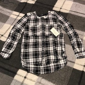 💋 Vince Camuto (Two By) Long Sleeve Flannel